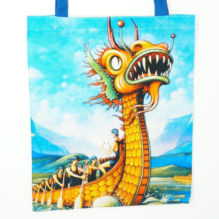 2005 Canadian International Dragon Boat Festival Premium Tote Bag