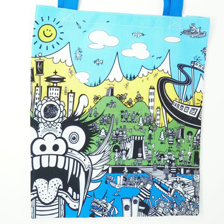 2009 Canadian International Dragon Boat Festival Premium Tote Bag