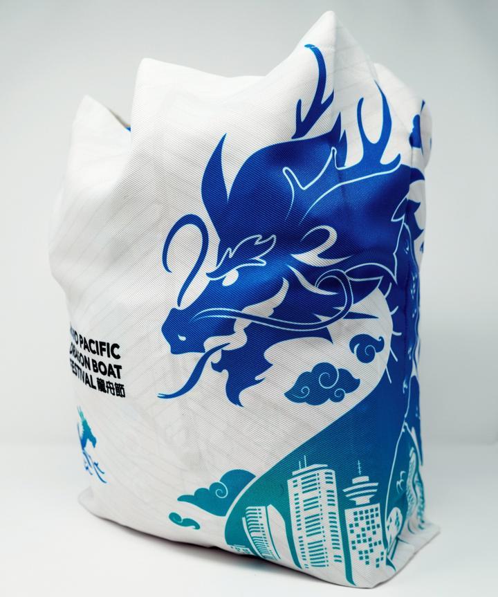Concord Pacific Dragon Boat Festival Premium Tote Bag