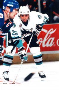 Robin Bawa San Jose Sharks
