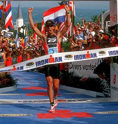 Peter Reid - BC Sports Hall of Fame - The top 10 male triathletes